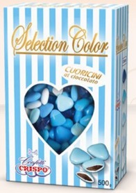 CONFETTI CRISPO MINI SELECTION COLOR CELESTI GR.500