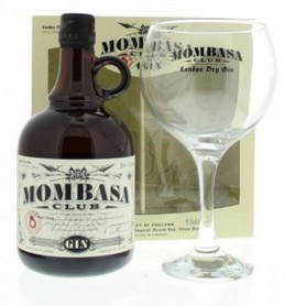 GIFT GIN MOMBASA + 1 BICCHIERE