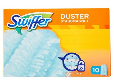 SWIFFER DUSTER 10 RICAMBI